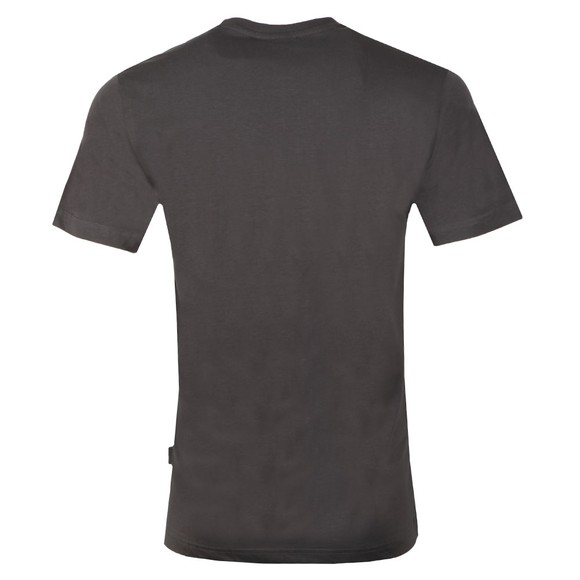 Nicce Mens Grey Chest Logo Tee main image