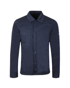 Penfield Mens Blue Blackstone Garment Dye Shirt