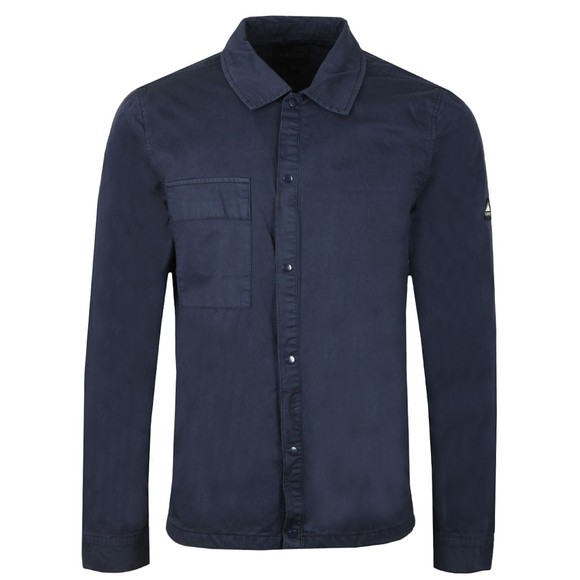 Penfield Mens Blue Blackstone Garment Dye Shirt main image