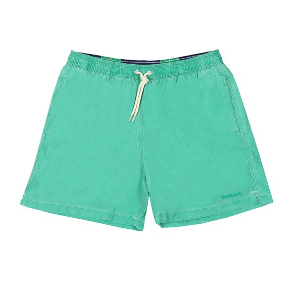 Barbour Lifestyle Mens Green Turnberry Swim Short