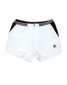 Fila Mens White High Tide Short