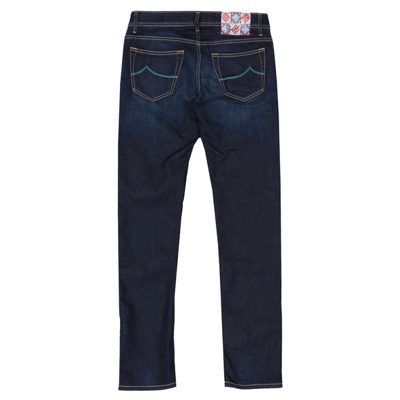 Jacob Cohen Mens Blue J622 Special Edition Jean