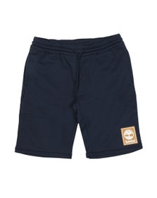 Timberland Mens Blue Sweat Shorts