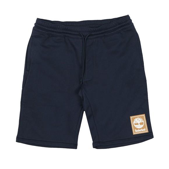 Timberland Mens Blue Sweat Shorts