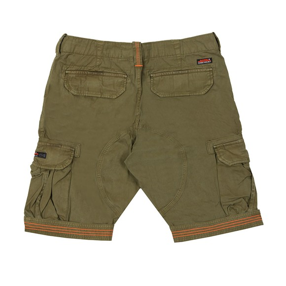 Superdry Mens Green Core Cargo Lite Short main image