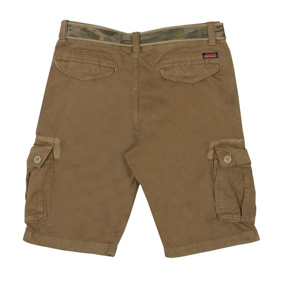 Superdry Mens Brown Core Cargo Heavy Short main image
