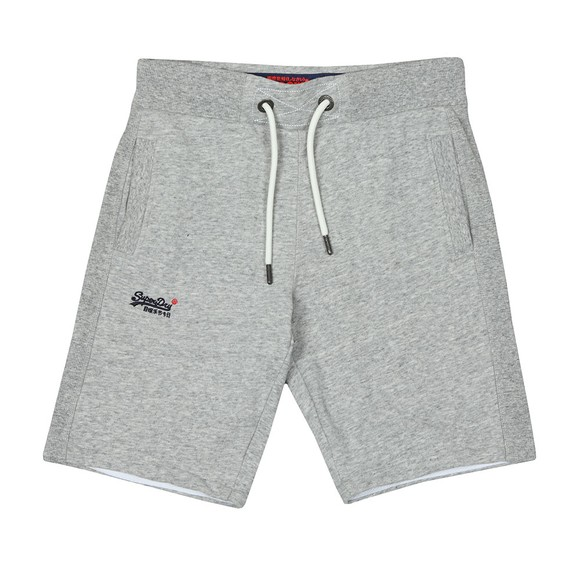 Superdry Mens Grey Orange Label Lite Short main image