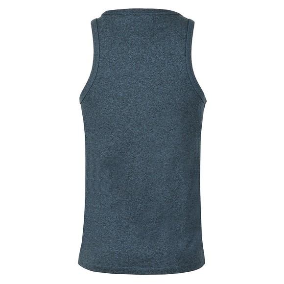 Superdry Mens Blue Vintage Embroider Vest main image