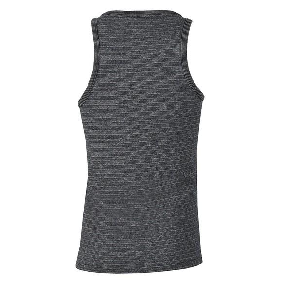 Superdry Mens Black Vintage Embroider Vest main image