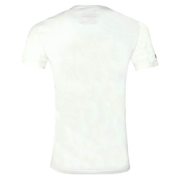 Superdry Mens White Shirt Shop Tee main image