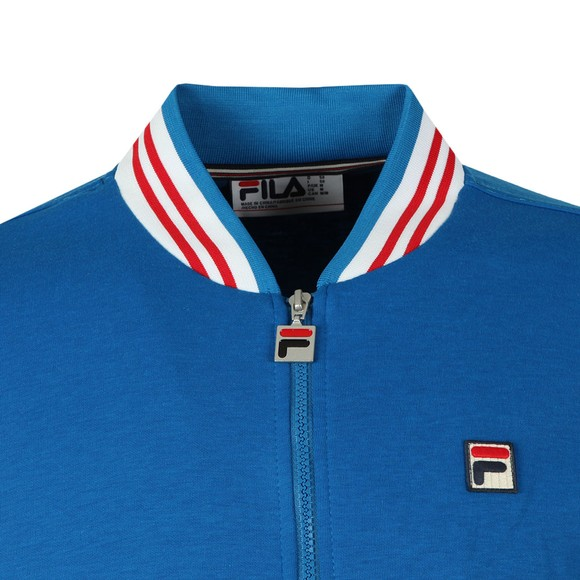 Fila Mens Blue Settanta Track Top main image