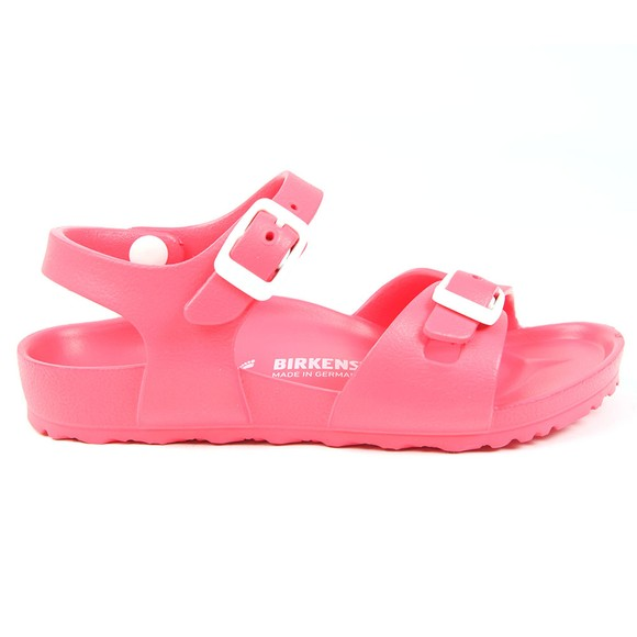 Birkenstock Girls Orange Rio EVA Girls Sandal main image