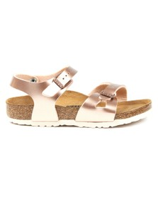 Birkenstock Girls Pink Rio Girls Sandal