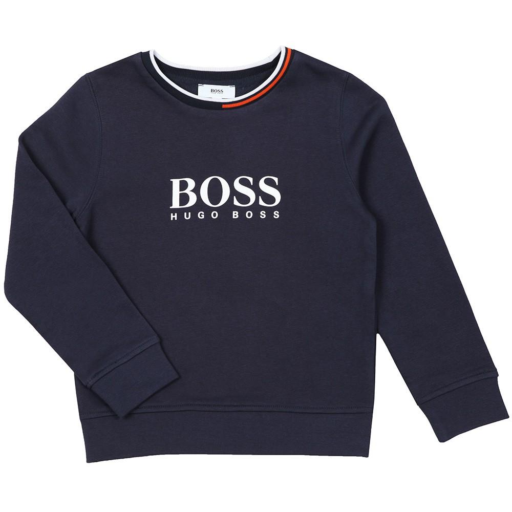 Large Logo Sweatshirt main image