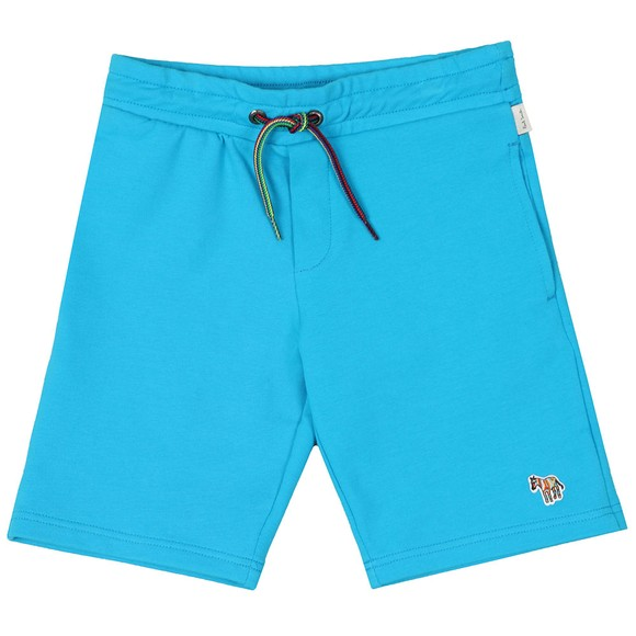 Paul Smith Junior Boys Blue Toky Jersey Short