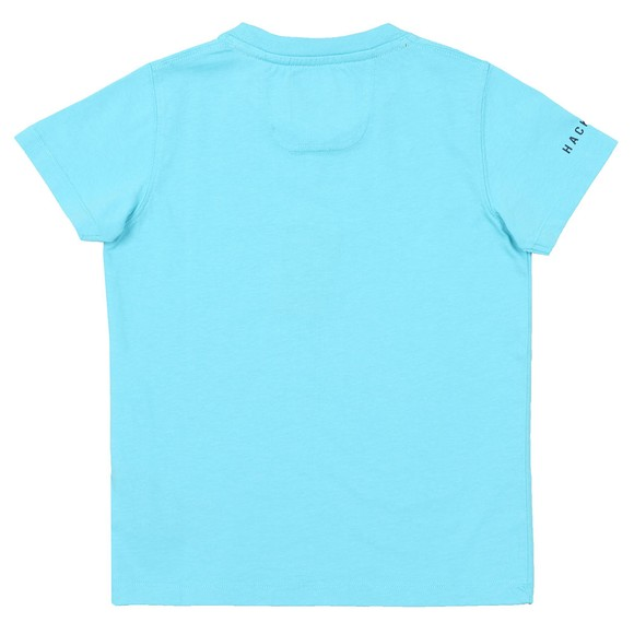 Hackett Boys Blue AMR Wing T Shirt main image