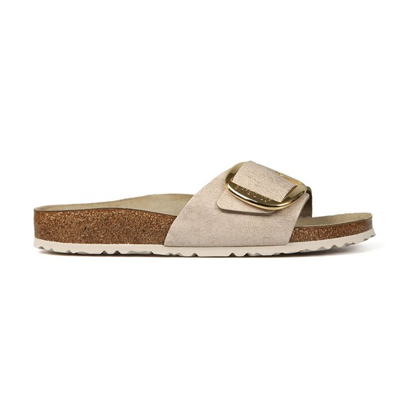 Birkenstock Womens Gold Madrid Big Buckle Sandal main image