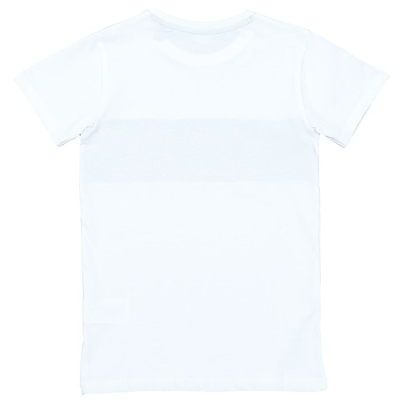 Gant Boys White TB Icon T Shirt main image