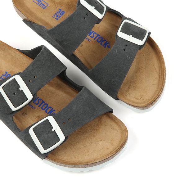 Birkenstock Womens Grey Arizona Sandal main image