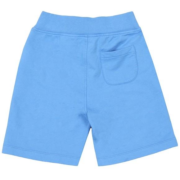 Hackett Boys Blue Mr Class Jersey Short main image