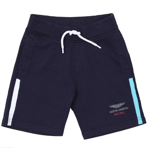 Hackett Boys Blue Jersey Navy Short main image