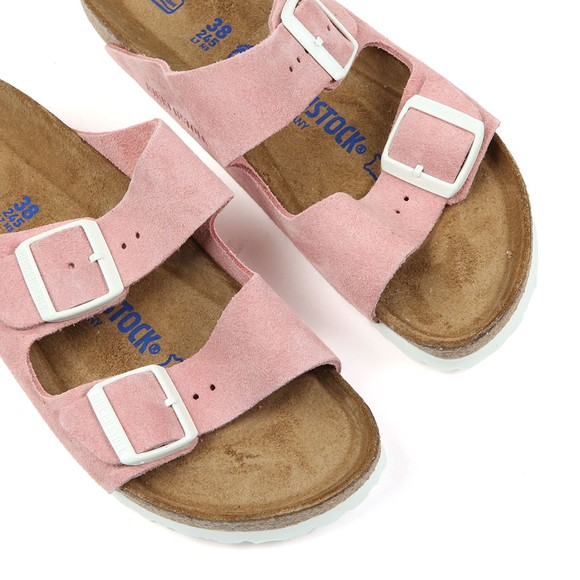 Birkenstock Womens Pink Arizona Sandal main image