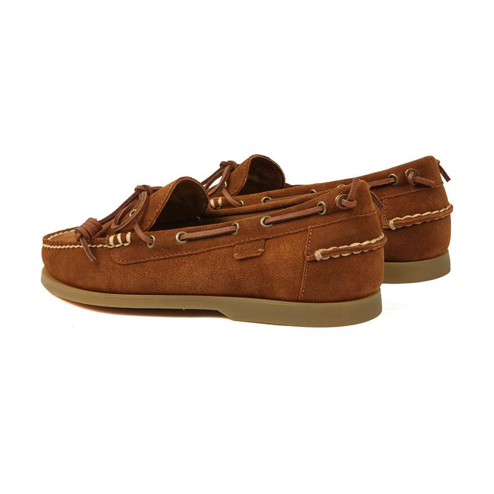 Polo Ralph Lauren Millard Suede Boat Shoe  b8b31d69921