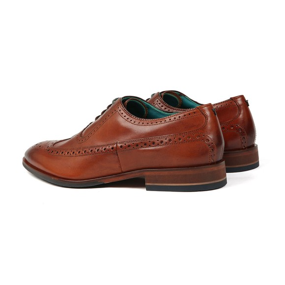 Ted Baker Mens Brown Ascone Contemporary Longwing Brogue main image