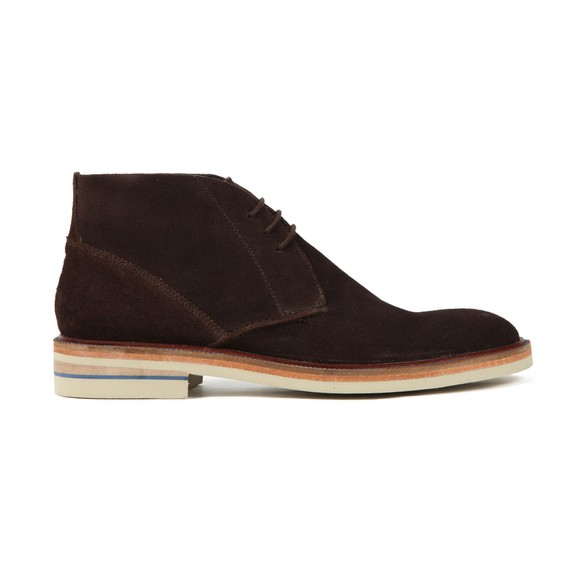 Oliver Sweeney Mens Brown Vellow Suede Boot