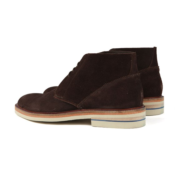 Oliver Sweeney Mens Brown Vellow Suede Boot main image