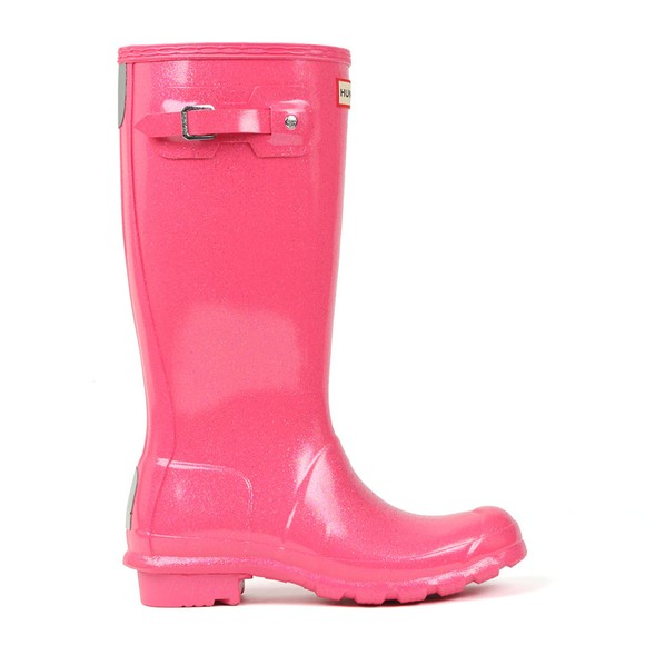 Hunter Unisex Pink Kids Original Starcloud Boot