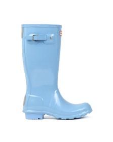 Hunter Unisex Blue Kids Original Starcloud Boot