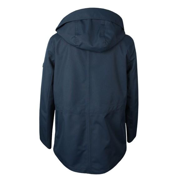 Barbour Lifestyle Womens Blue Backshore Jacket main image