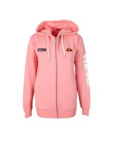 Ellesse Womens Pink Serinatas FZ Hoody
