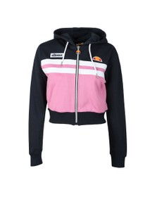 Ellesse Womens Blue Bulito Full Zip Hoody
