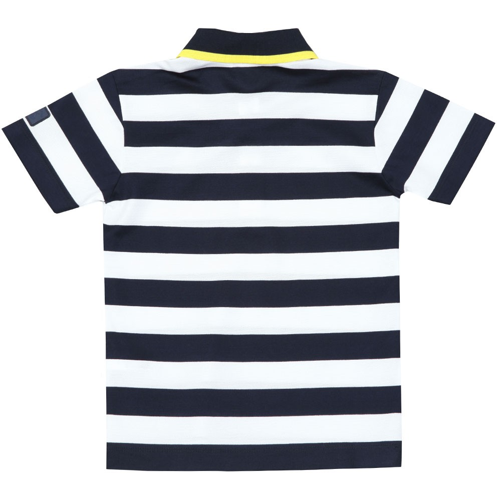 Stripe Polo Shirt main image