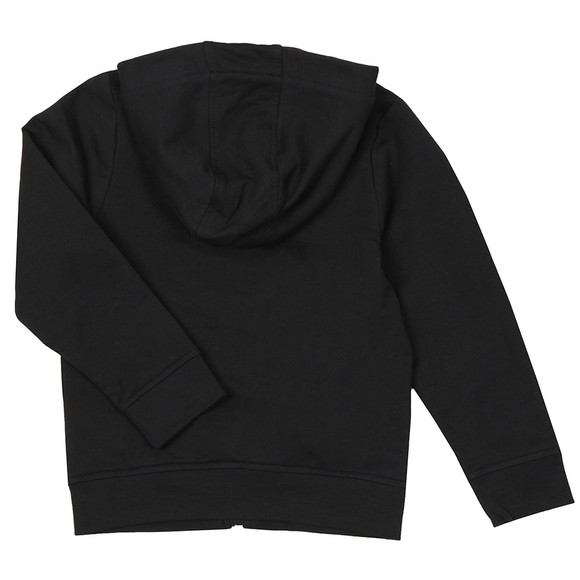 BOSS Boys Black Piped Detail Hoody main image