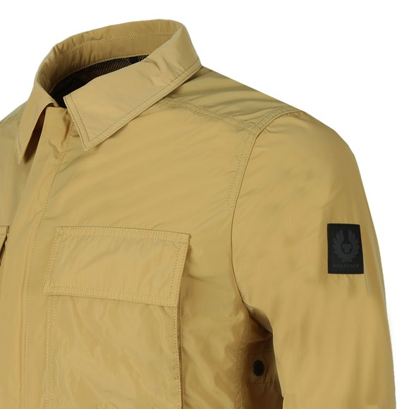 Belstaff Mens Yellow Ollerton Overshirt main image