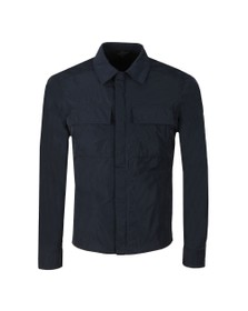 Belstaff Mens Blue Ollerton Overshirt