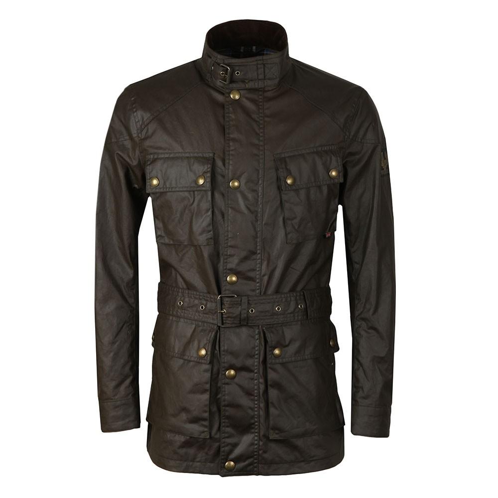 00491e2c3b6 Belstaff Trialmaster Wax Jacket | Oxygen Clothing