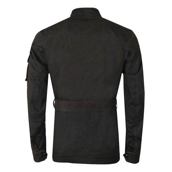 Belstaff Mens Black Trialmaster Cotton Jacket main image