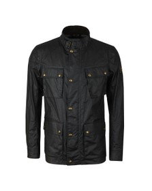 Belstaff Mens Blue Fieldmaster Jacket