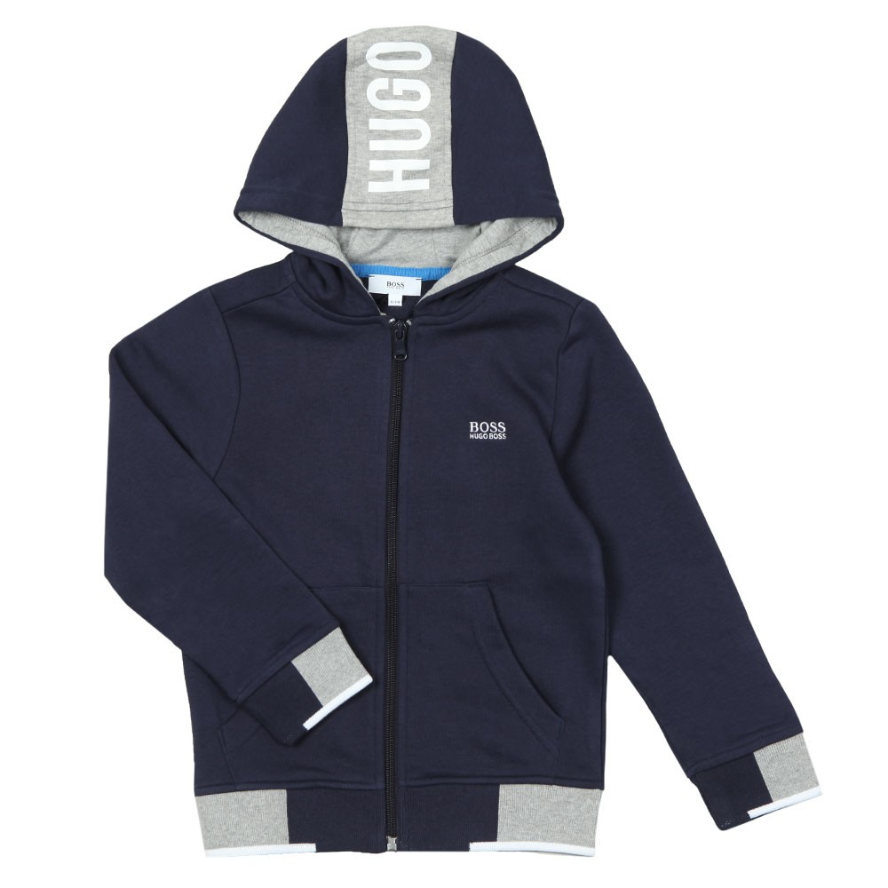J25D23 Full Zip Hoody