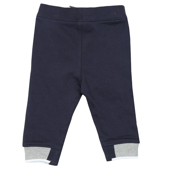 BOSS Baby Boys Blue Logo Jogger main image