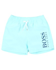 BOSS Baby Boys Blue J04325 Swim Short