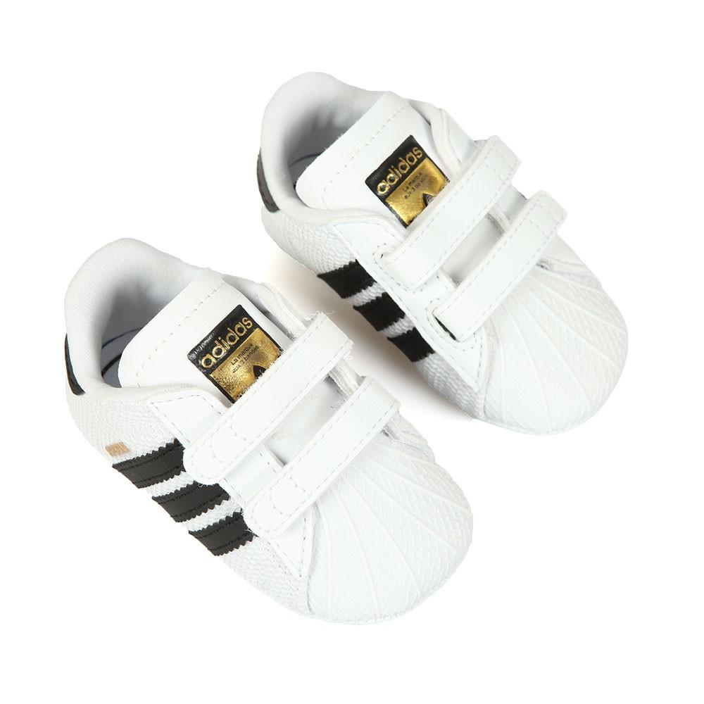 best service cc452 9ceaa Superstar Crib Shoe main image