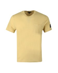Belstaff Mens Yellow Thom 2.0 T Shirt