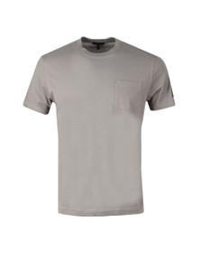 Belstaff Mens Grey Thom 2.0 T Shirt