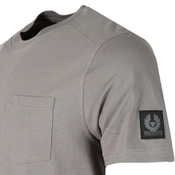 Belstaff Mens Grey Thom 2.0 T Shirt main image