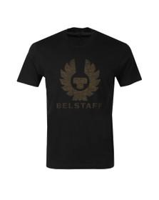 Belstaff Mens Black Coteland 2.0 T Shirt